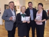Pic: Jim Campbell.Brendan Wallace, Lorraine Dowling, James O'Connor and Julie Barlow pictured at the launch of the Wexford Chamber Wexford Opera Festival Fringe Guide in Greenacres.