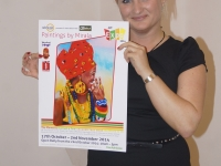 Marita Artist attending the 63rd Opera Fringe Festival Launch at Greenacres Wexford Ireland (Copy)