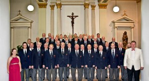 Wexford Male Voice Choir  @ The Friary Church | Wexford | Wexford | Ireland