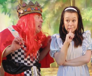 Alice in Wonderland @ Wexford Arts Centre