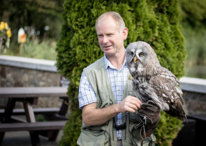 Meet the Birds of Prey Experience @ The Irish National Heritage Park