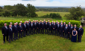 Wexford Male Voice Choir- Live at Lunchtime @ The Spiegeltent
