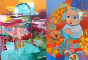 Martina Furlong & Marja Van Kampen @ Pop up Gallery, Venue to be announced